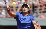 Julio Peralta se quedó en semifinales de dobles en el ATP de Houston