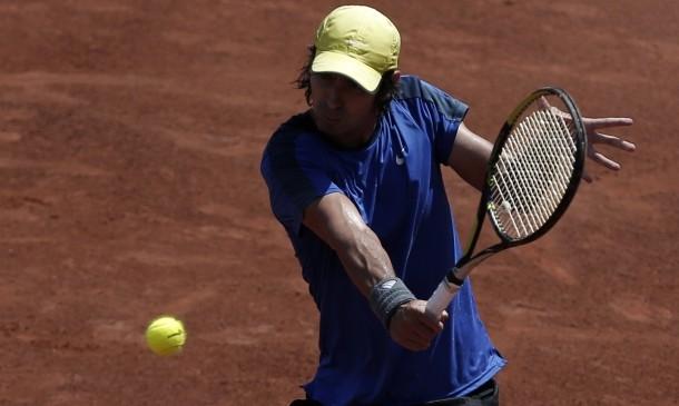 Julio Peralta vuelve al equipo de Copa Davis