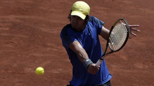 Julio Peralta: Estoy muy motivado para enfrentar a Austria en Copa Davis