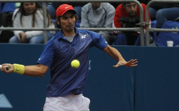 Peralta dice adiós al Australia Open