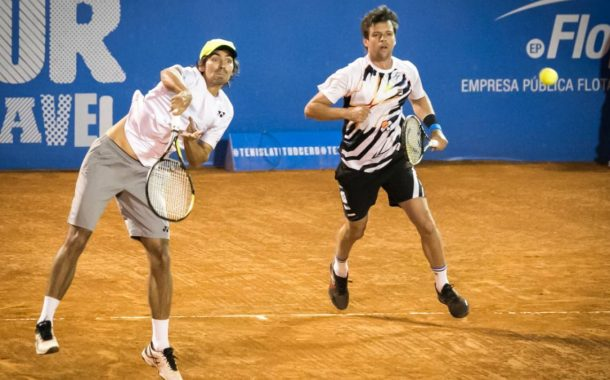 Julio Peralta y Horacio Zeballos cayeron en cuartos de final del dobles en ATP 250 de Lyon