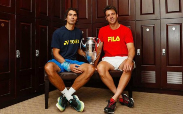 """Estoy abierto a disputar otra serie de Copa Davis"""