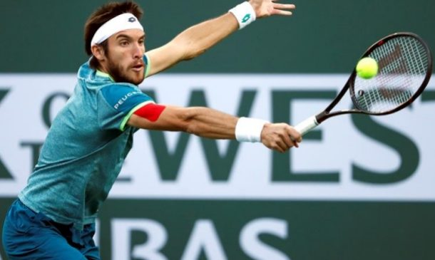 Leonardo Mayer será baja para el equipo argentino de Copa Davis
