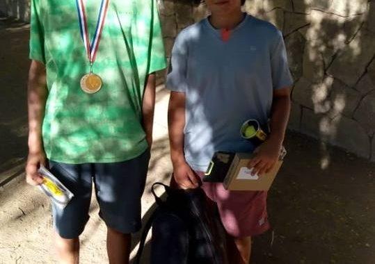 En la comuna de Colina finalizó el Circuito Nacional de Menores este 2018