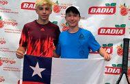 El Junior Orange Bowl comenzó con resultados dispares para los chilenos