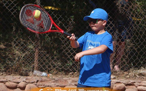 100 inscritos en Tenis 10 habrá este Sábado 12 en Massu Tenis