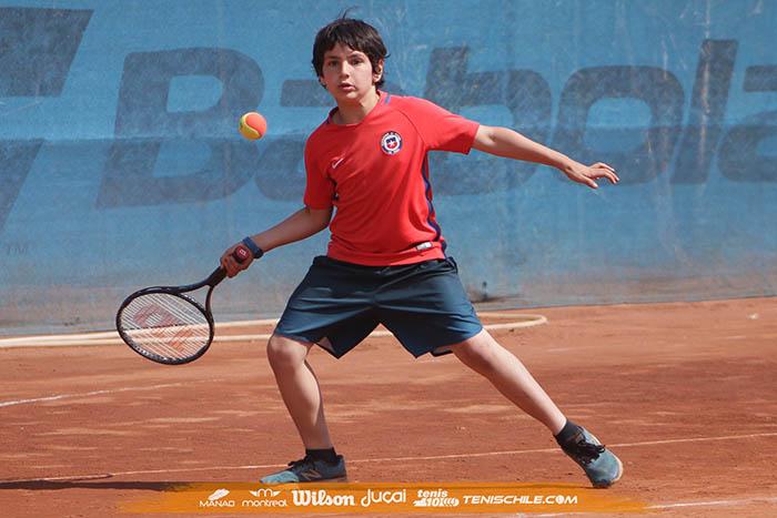 Lucas Letelier, la nueva sensación de cancha naranja