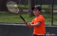 Circuito Tenis 10 termina su sexta etapa en el Club Palestino