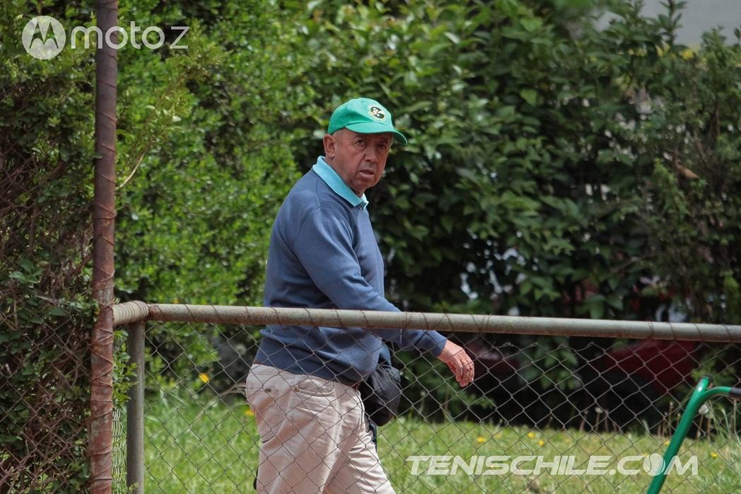Deudahistórica a los árbitrosde tenis de Chile: Otro problema sin solución de la Fetech