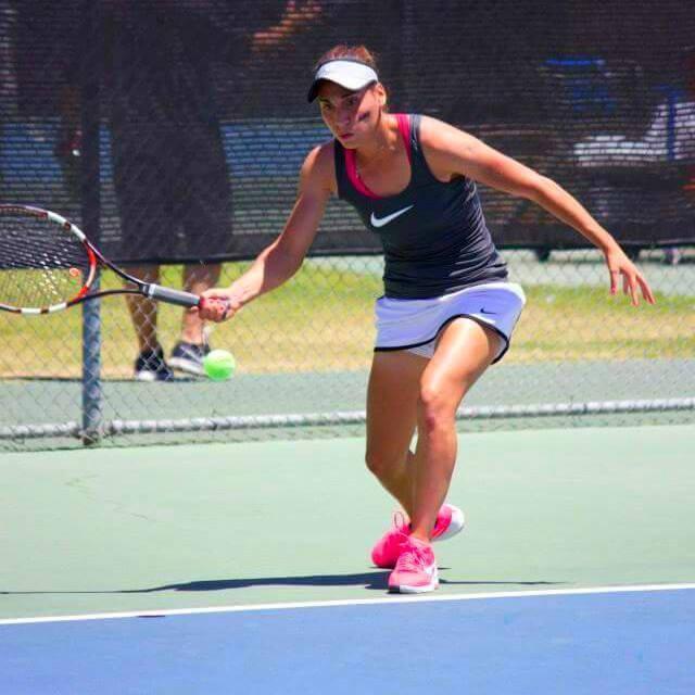 """Macarena Olivares tras su importante logro en EEUU: """"Seria genial volver al ranking WTA, significaría mucho para mí"""""""