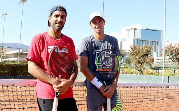 Tenista del equipo argentino de Copa Davis asume