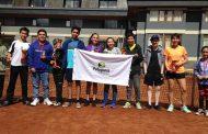 Gran semana de tenistasmagallánicos en Temuco