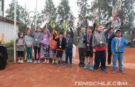 Club Maipú se lució en una nueva etapa del Circuito Tenis 10