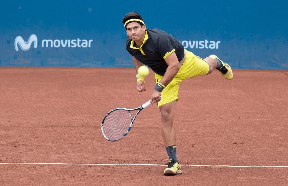 Bastián Malla se instaló en cuartos de final en España