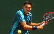 Tomás Barrios se estrenó con una sólida victoria en el Challenger de Tallahassee