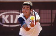Barrios no pudo en la qualy del ATP de Santiago