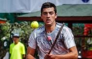 Tomás Barrios a semifinales en Grecia