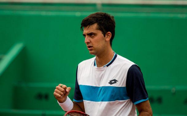 Barrios ganó en el Chile Open y quedará 280
