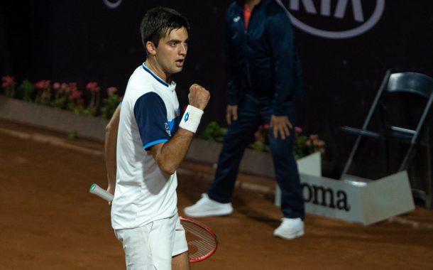 Tomas Barrios debuta triunfante en Challenger rumano