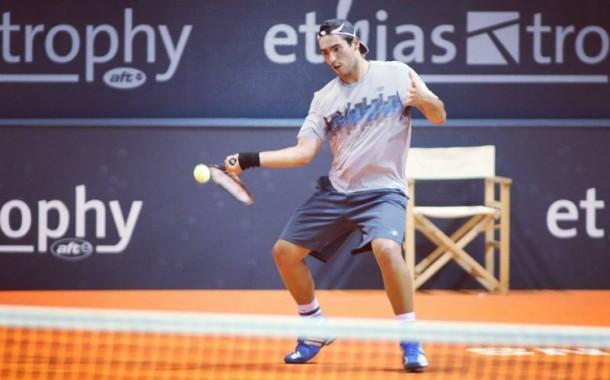 Juan Carlos Sáez y Marcelo Plaza avanzaron a semifinales de dobles en Bélgica