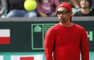 La polémica situación que protagonizó Chino Ríos con la hinchada colombiana en Copa Davis