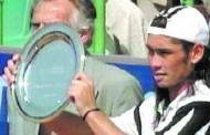 Cuando El 'Chino' Ríos Debutó Como Campeón En El ATP Tour