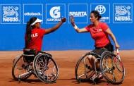 Equipo femenino de tenis en silla de ruedas se despide en el 12º lugar en el Mundial de Italia