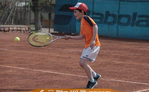 Etapa 16 del Tenis 10 se juega este Sábado 18 de Mayo en Talagante