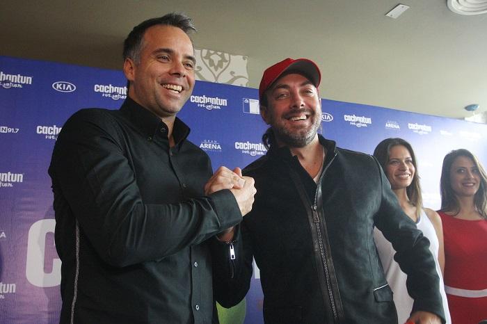 Fernando González: Lo realmente importante es la Copa Davis, tiene un peso en la historia grande