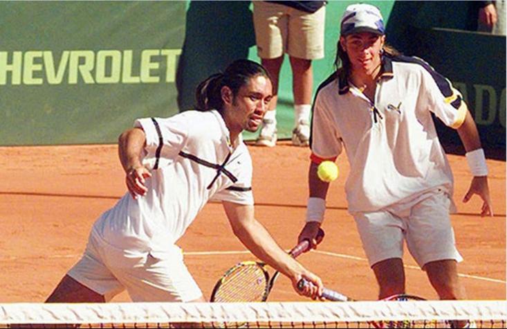 La serie de Copa Davis en que Ríos incendió Argentina