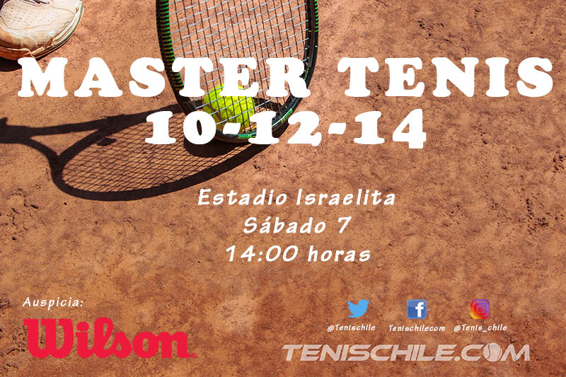 Llegó el Master Tenis 10