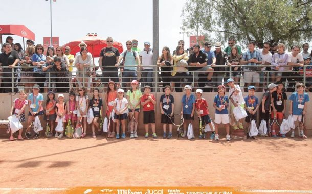 Master Tenis 10 cerró octava temporada del circuito