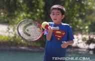 Club de Golf Las Palmas de Talagante irrumpe con todo en Tenis 10