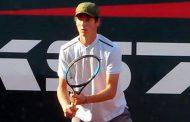 Gaedechens y López irán por las semifinales singles del Regatas Junior Open