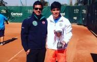 Campeones del torneo ITF UC son chilenos