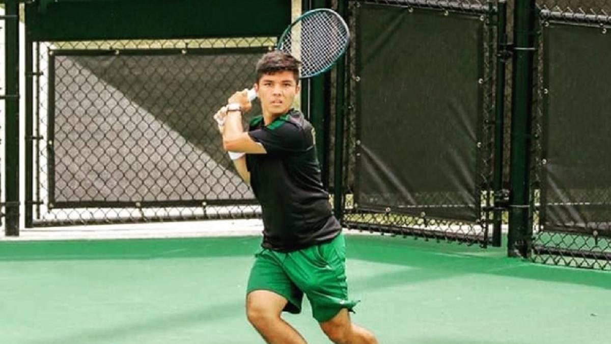 Matias Soto avanza en singles y dobles de ITF peruano