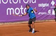 Horarios y rivales de los 4 chilenos en la qualy del ATP de Santiago