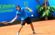 Vernier ganó en su debut en Santo Domingo
