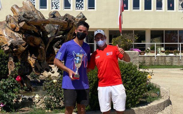 De Europa a Chile, Pereira se lo sigue ganando todo