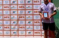 Pereira gana su segundo título como profesional en Antalya