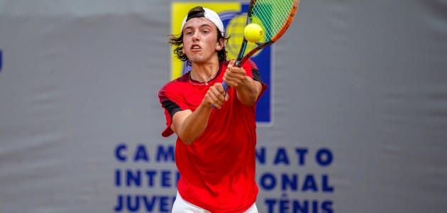 Armada chilena vive jornada de contrastes en el Paraguay Junior Open