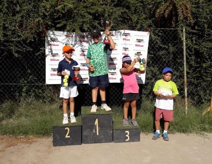 Circuito Tenis : Tenischile.com el portal del tenis chileno quinta fecha en buin