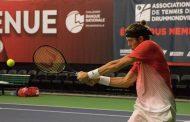 Debut y despedida: Jarry cayó ante Mackenzie McDonald y quedó eliminado en el ATP 250 de Amberes
