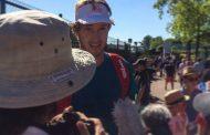 Anticipo de la serie de Copa Davis: Jarry se medirá ante argentino Pella en los octavos del ATP de Sao Paulo