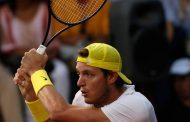 Nicolás Jarry se despidió rápidamente del Challenger de Ningbo