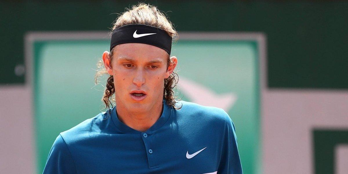 Nicolás Jarry y Máximo González cayeron en los octavos de final del dobles de Wimbledon