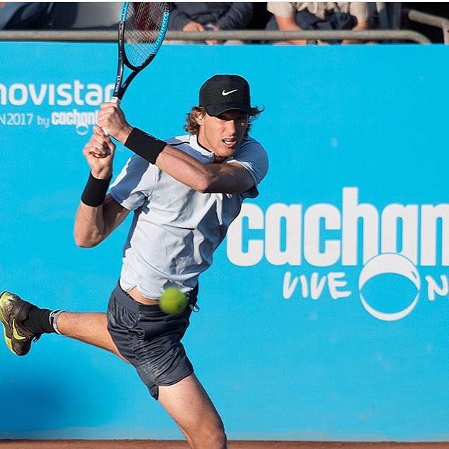 Jarry y González avanzan en dobles de Australia Open