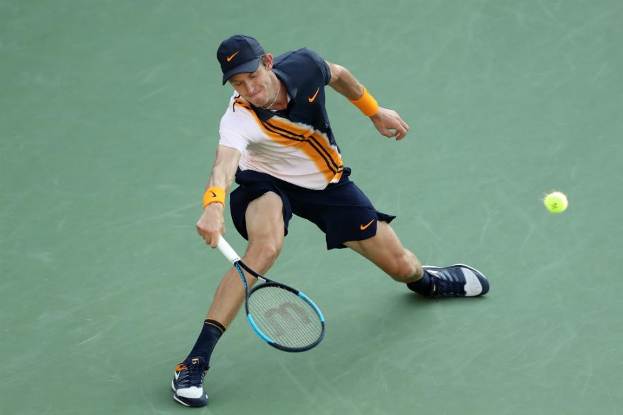 Nicolás Jarry encabezará a Chile en el tenis de los Juegos Panamericanos