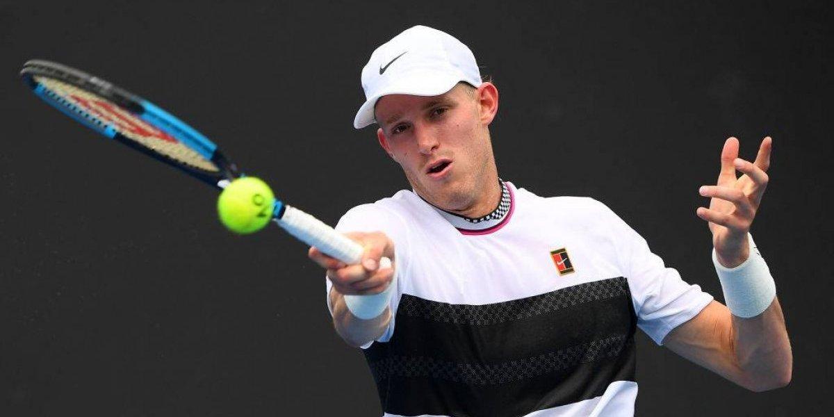 Argentina no le vino bien: Jarry ahora se despidió en primera ronda del ATP 250 de Buenos Aires