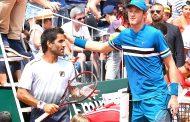 Premio de consuelo: Nicolás Jarry avanzó a tercera ronda en dobles del Abierto de Australia